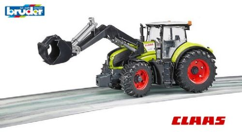 Claas Axion 950 Tractor and loader
